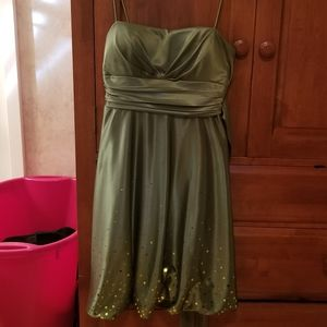 Dresses & Skirts - Green Homecoming Dress